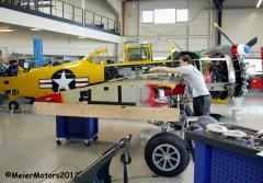 CCF Harvard MkIV D-FXXX - MeierMotors