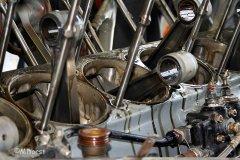 Packard merlin - offenes Herz