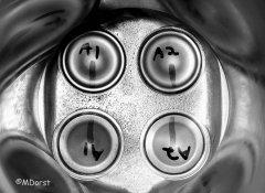 Packard Merlin - Brennraum