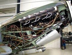 Rolls Royce Merlin - Supermarine Spitfire