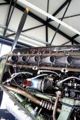 Rolls Royce Merlin - Supermarine Spitfire MkVIIIc