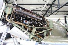 Rolls Royce Merlin - Supermarine Spifire MkIIIc