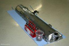 Packard Merlin - Ventildeckel & Zündkerzen