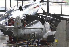 Werftimpressionen Mai 2013 - Messerschmitt Bf109 projects