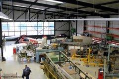 Werftimpressionen - Projekteecke - März 2013