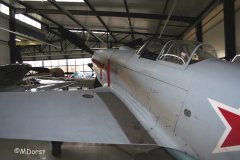 Yakovlev Yak-3 D-FJAK - maintenance - MeierMotors
