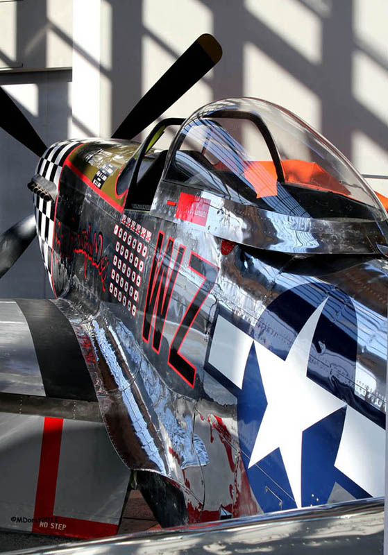 North American P-51D Big Beautiful Doll D-FBBD - MeierMotors