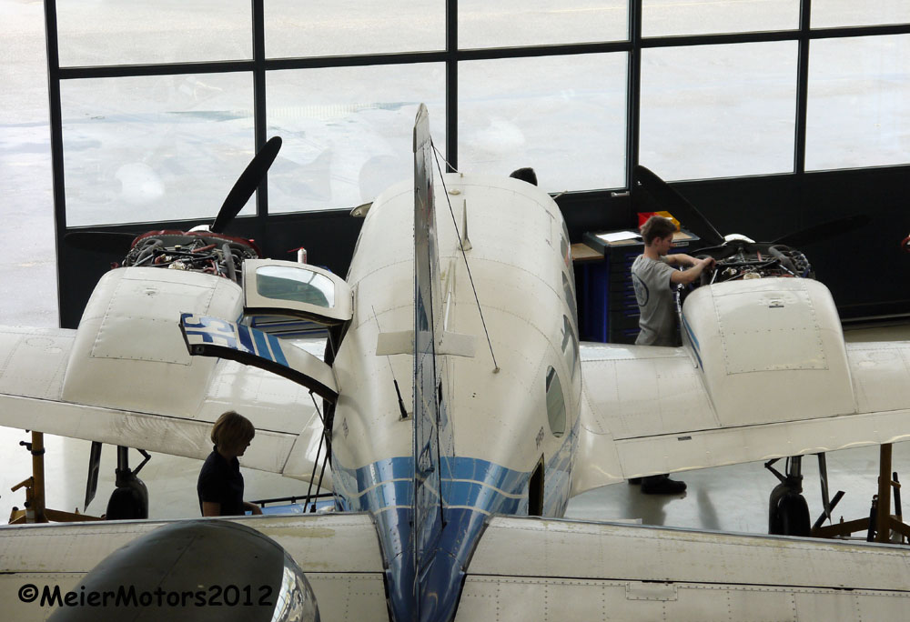Piper Twin maintenance 2012-04-052