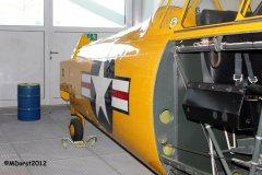 CCF Harvard MkIV D-FXXX - MeierMotors - Lackierarbeiten