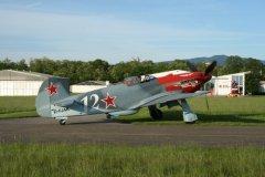 Yakovlev Yak-3  D-FJAK  MeierMotors - Achim Meier at the controls