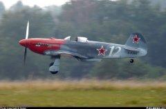 Yakovlev Yak-3  D-FJAK  MeierMotors